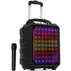 PACK SONO auna Moving 80.1 LED - Système Sono portable 8