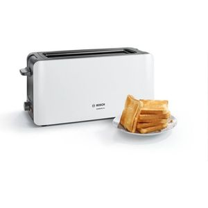 GRILLE-PAIN - TOASTER BOSCH TAT6A001 Grille-pain ComfortLine – Blanc