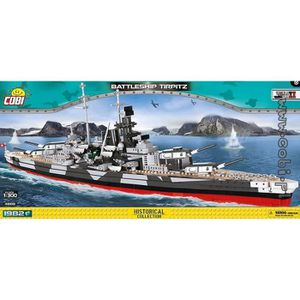 ASSEMBLAGE CONSTRUCTION Tirpitz Cobi