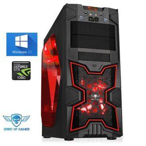 UNITÉ CENTRALE  Ordinateur Pc Gamer X-Fighters Victory AMD Ryzen 5