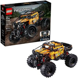 ASSEMBLAGE CONSTRUCTION LEGO® TECHNIC 42099 Le tout-terrain X-trême