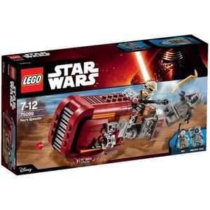 ASSEMBLAGE CONSTRUCTION LEGO® Star Wars 75099 Rey's Speeder™