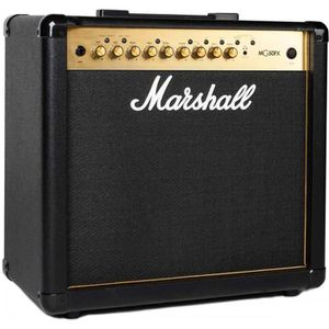 AMPLIFICATEUR Marshall MG50 Gold avec effets 50 Watts - Ampli gu