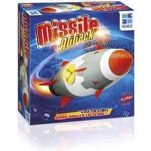 JEU SOCIÉTÉ - PLATEAU MEGABLEU - Missile Attack multicolore  678