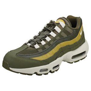 ESPADRILLE Nike Air Max 95 Essential Homme Baskets Olive Brun