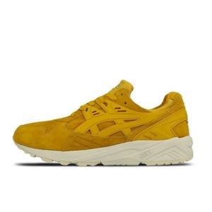 BASKET ASICS Baskets Homme Gel-Kayano Jaune Doré - Basket