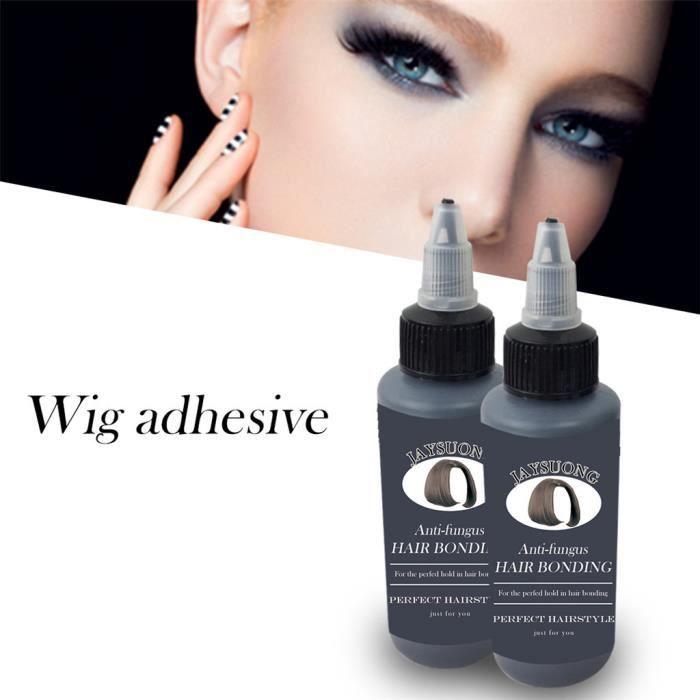 Colle de faux cils claire et résistante imperméable à l'eau meilleur adhésif 30ML de cils d'oeil de bande XHL90624209_Ni