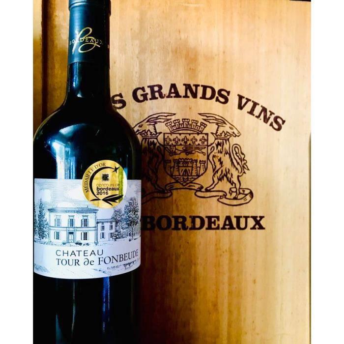 Bordeaux Rouge - Château Tour de Fonbeude 2015