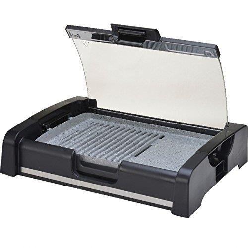 Syntrox Germany partir de 1650 Grill de table électrique avec plaque de grill barbecue électrique Barbecue Barbecue en