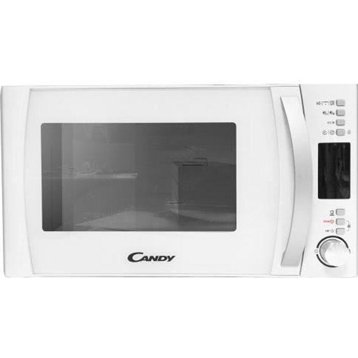 CANDY CMXW20DW - Micro ondes monofonction - 20L - 700W - Pose libre - Blanc