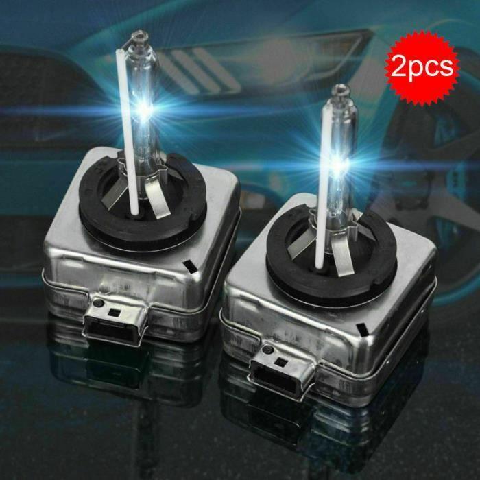 2 X AMPOULES D1S 35W LAMPE REMPLACEMENT FEU XENON HID 8000K