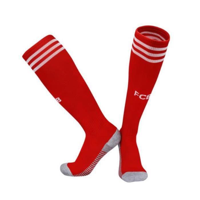 Blue562021 Barca Real Madrid Liverpool chaussettes bas de serviette chaussettes hommes et femmes chaussettes de football