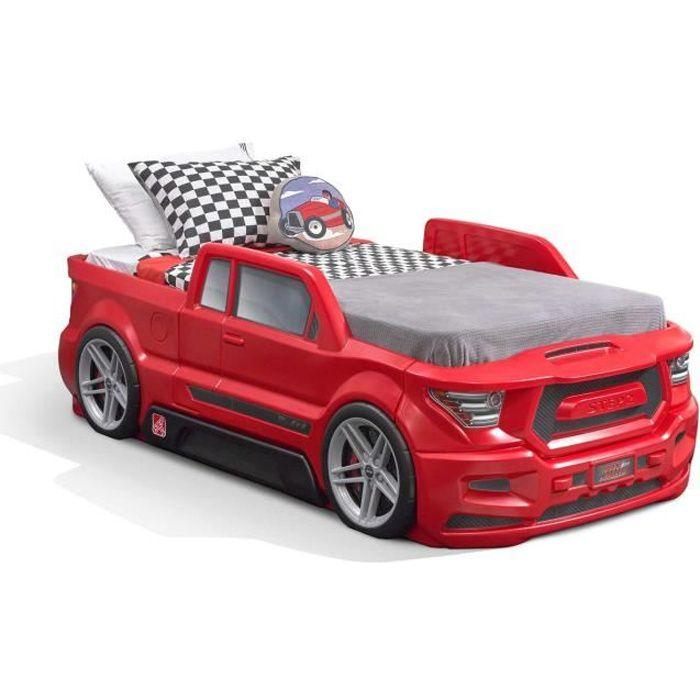 Lit double Camion Turbo Step2 3 - 6 ans, 6 ans et plus