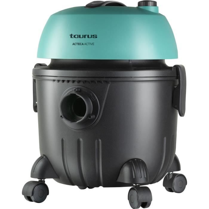 Taurus - Aspirateur eau & poussières 1 400 W - Ateca Active