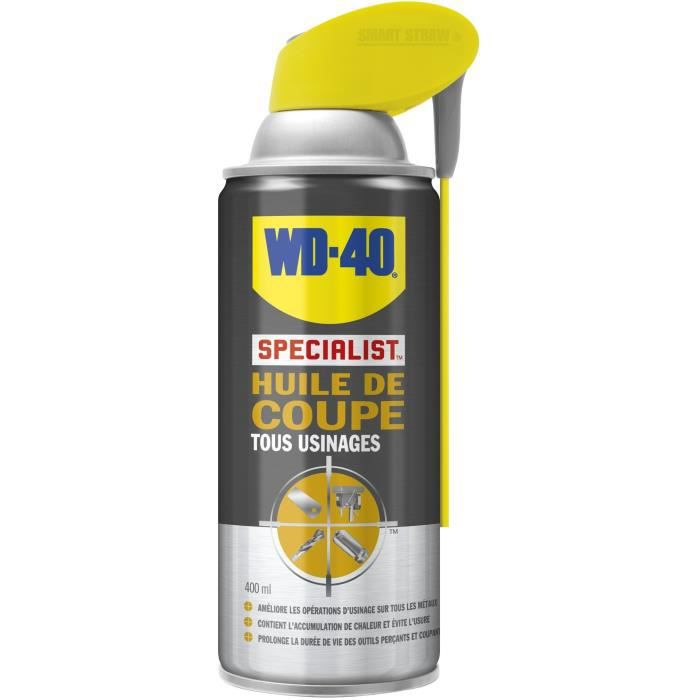 WD-40 Spécialiste huile de coupe - 400ml