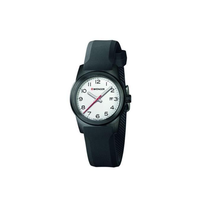 Wenger - Mod. 01.0411.135 - montre - Femme - Quartz - Analogue