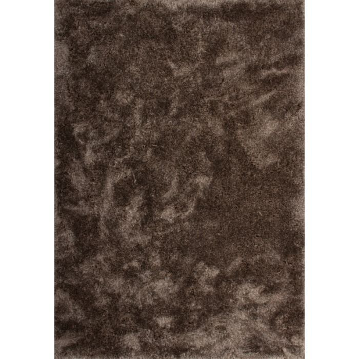 tapis shaggy 120 x 170 marron lalee monaco achat vente tapis cdiscount. Black Bedroom Furniture Sets. Home Design Ideas