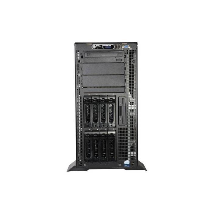 SERVEUR RÉSEAU Dell PowerEdge 2900 - E5440 - Sans ram - Sans disq