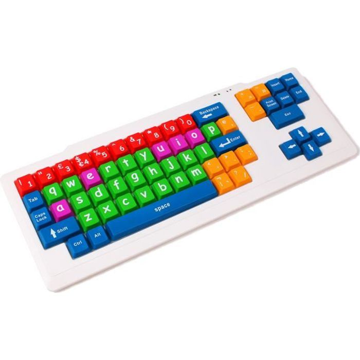 how to change keyboard colour pc ap