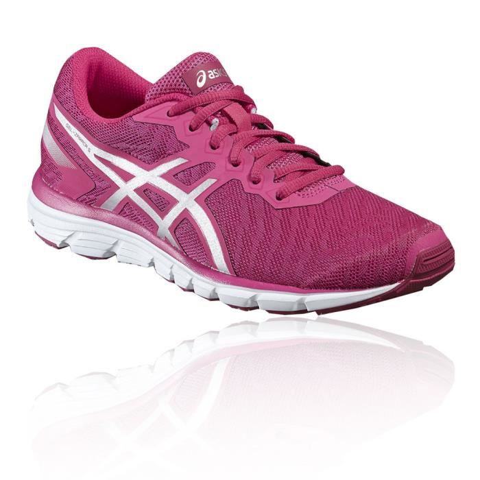 brand new 6303a e4001 Asics Gel-Zaraca 5 Chaussures De Course À Pied Baskets Running Femme Rose