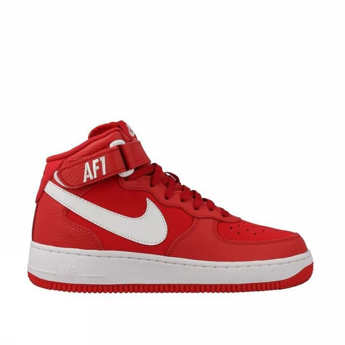 air force 1 rouge enfant