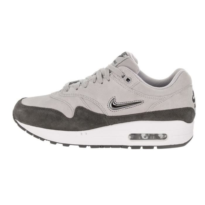 Nike Air Max 1 Premium SC - AA0512-002 Gris - Chaussures Baskets basses Femme