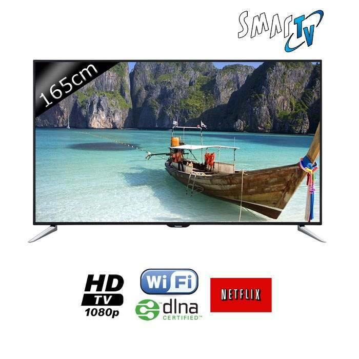 panasonic tv tx 65c320e full hd 1080p 164cm 65 pouces. Black Bedroom Furniture Sets. Home Design Ideas