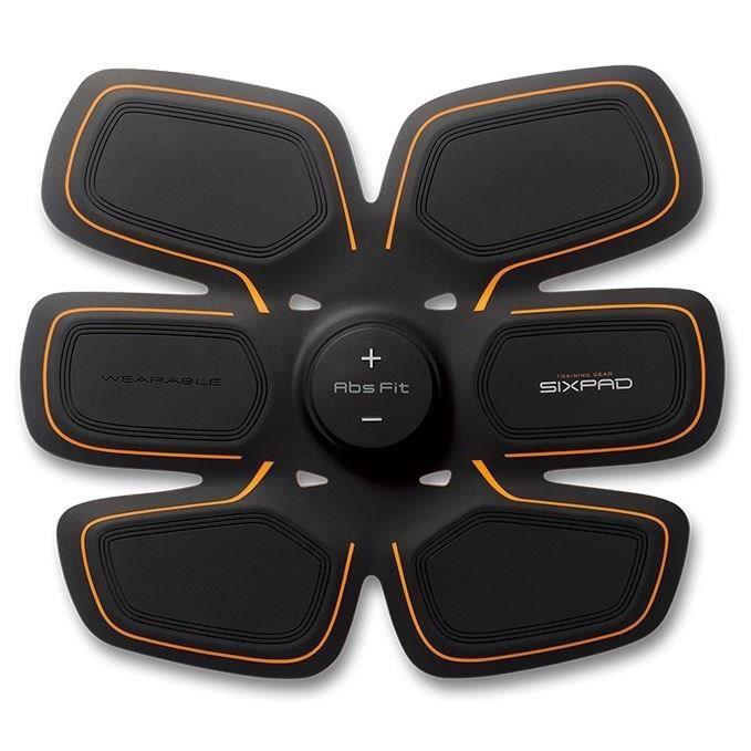 SIXPAD ABS FIT Electrostimulateur Abdominaux - Unisexe - Noir