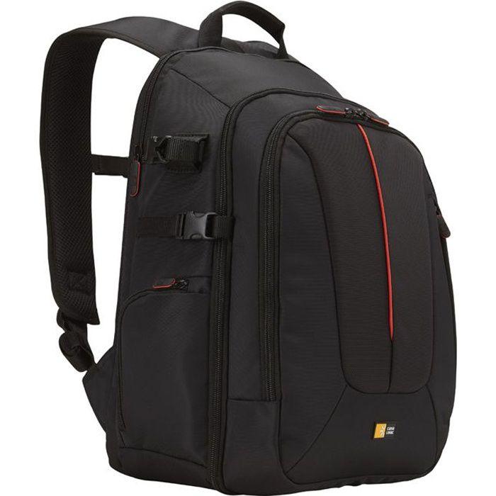 CASE LOGIC DCB-309 - Sac à dos Reflex - Noir