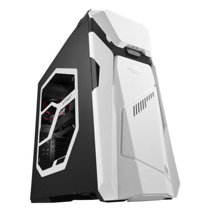 ASUS GD30CI-FR209T - 8Go RAM - Windows 10 - Intel Core i7-7700 - NVIDIA GTX1070 - Stockage : 1To +128Go SSD