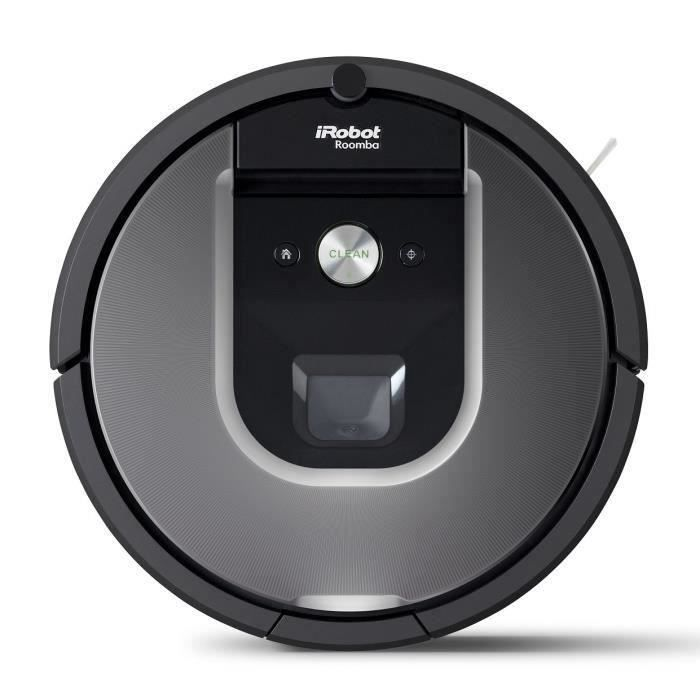 Photo de irobot-roomba-960-aspirateur-robot-connecte-58-db-75-min-dautonomie