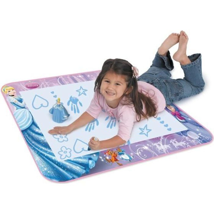 DISNEY PRINCESSES Tapis Aquadoodle