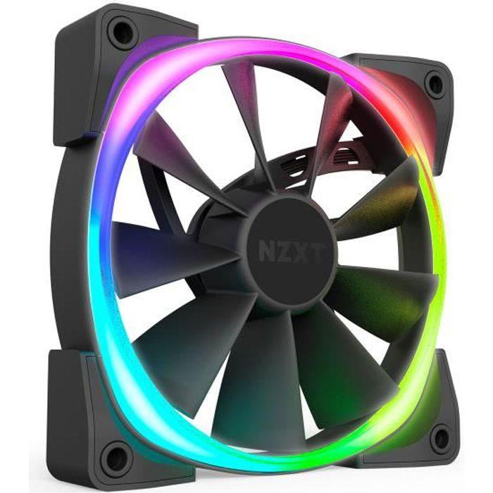 NZXT Ventilateur boîtier RGB HF-28120-B1 - 120 mm