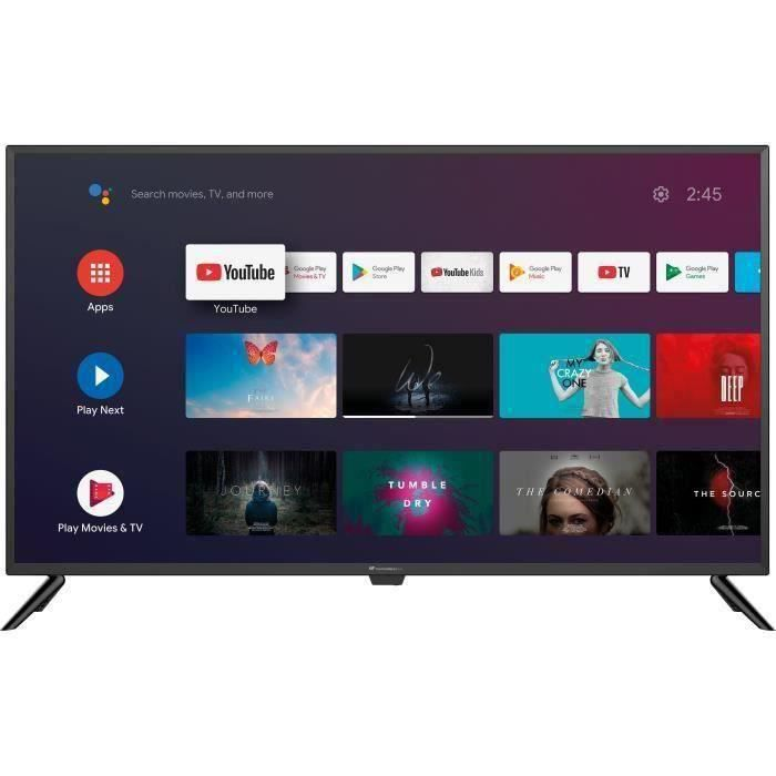 Continental Edison Android TV 42' Full HD (105,4 cm) Android (9) Wifi