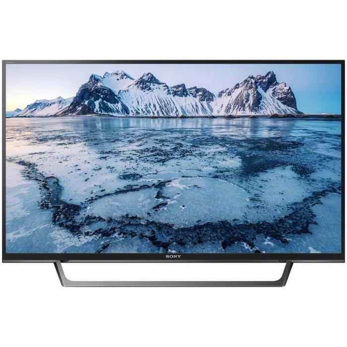 Sony kdl49we660baep tv led full hd hdr 123 cm 49 smart tv 2 x hdmi classe énergétique a