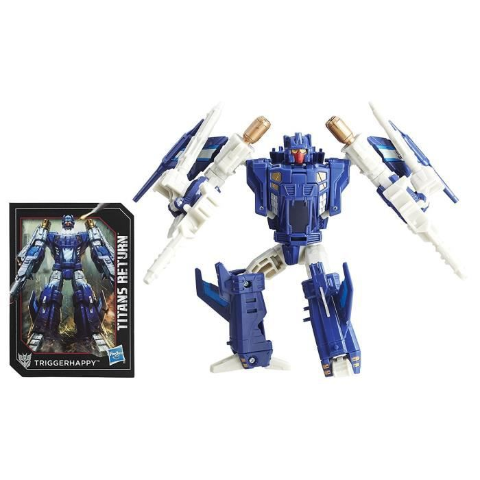 TRANSFORMERS Generation Deluxe Blowpipe 15cm
