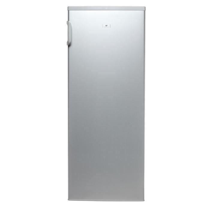 Réfrigérateur 1 porte gris