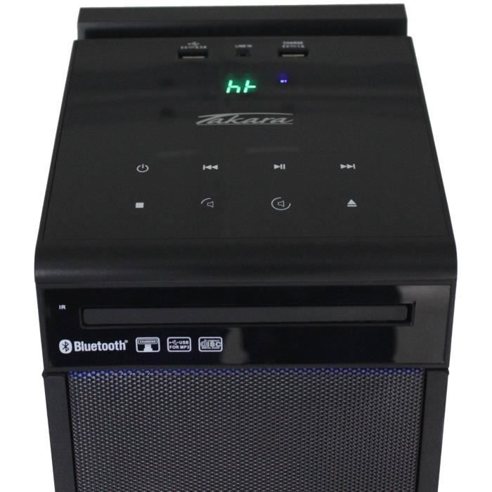 takara sl610bt tour de son bluetooth cd ebay. Black Bedroom Furniture Sets. Home Design Ideas