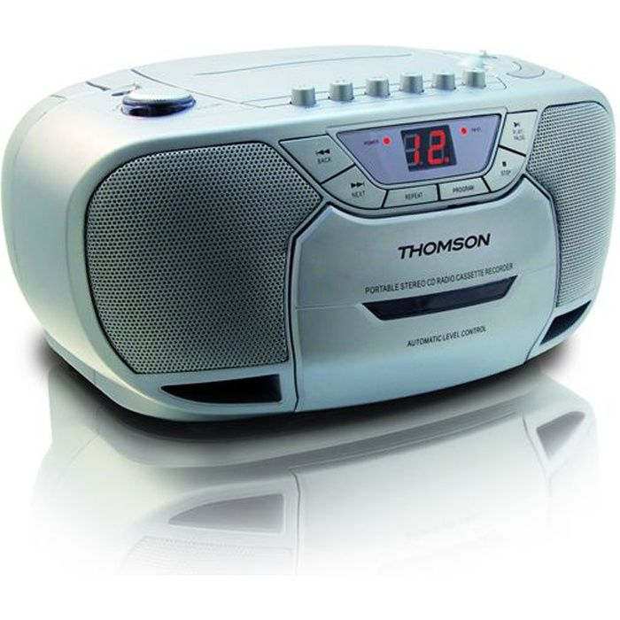 THOMSON RK100CD Radio cassette