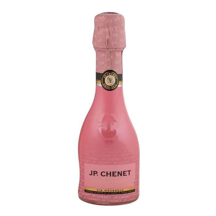 JP Chenet Ice Edition - Vin effervescent Rosé - 20 cl
