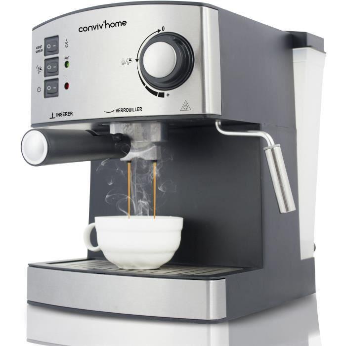 CONVIV'HOME TCA-150EX Machine expresso classique