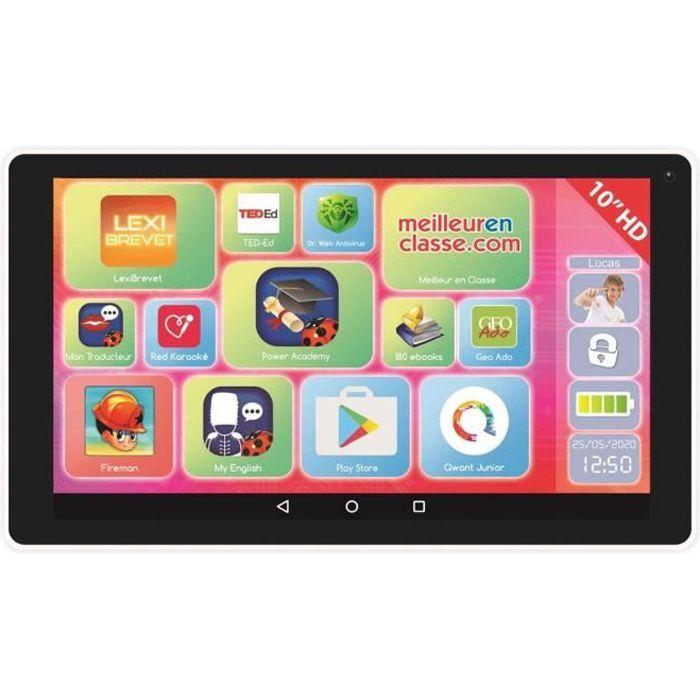 LEXIBOOK LexiTab® Indigo Tablette enfant 10- avec Use Parenting education, production and control