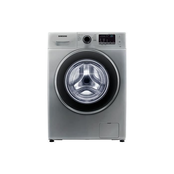 SAMSUNG WW70J3480GS Lave linge frontal 7kg-1400 tours / min A + + + Display digital LED bleues-Tambo