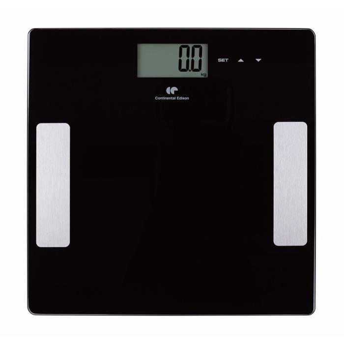 CONTINENTAL EDISON Pèse personne BS150IM Pèse personne