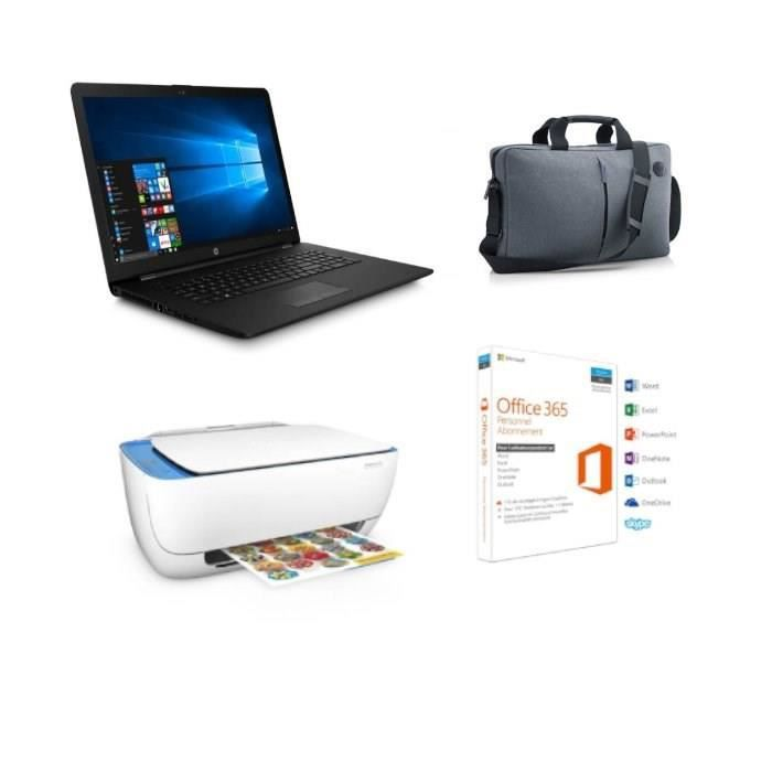 Pack PC Portable HP 17.3\