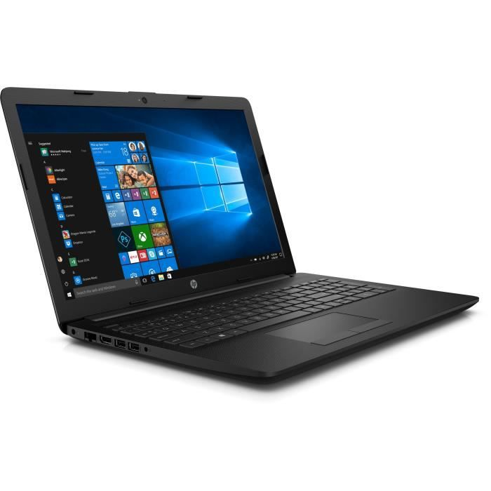 HP PC Portable 15-da0110nf - 15,6\