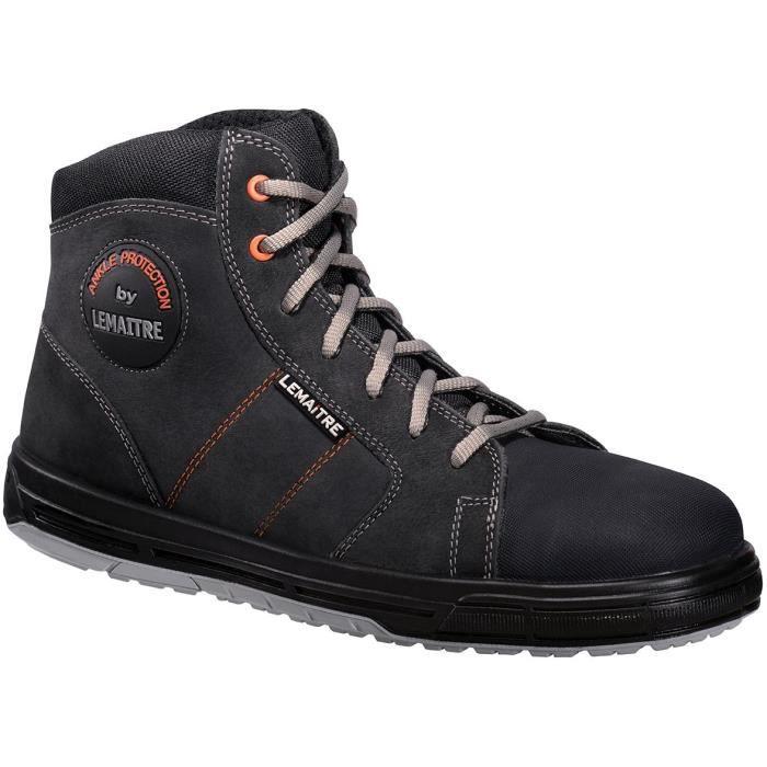 LEMAÎTRE STREET Sneakers de sécurité haut Saxo S3 SRC