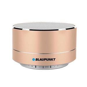 BLAUPUNKT BLP3100 Enceinte Bluetooth 5W Or