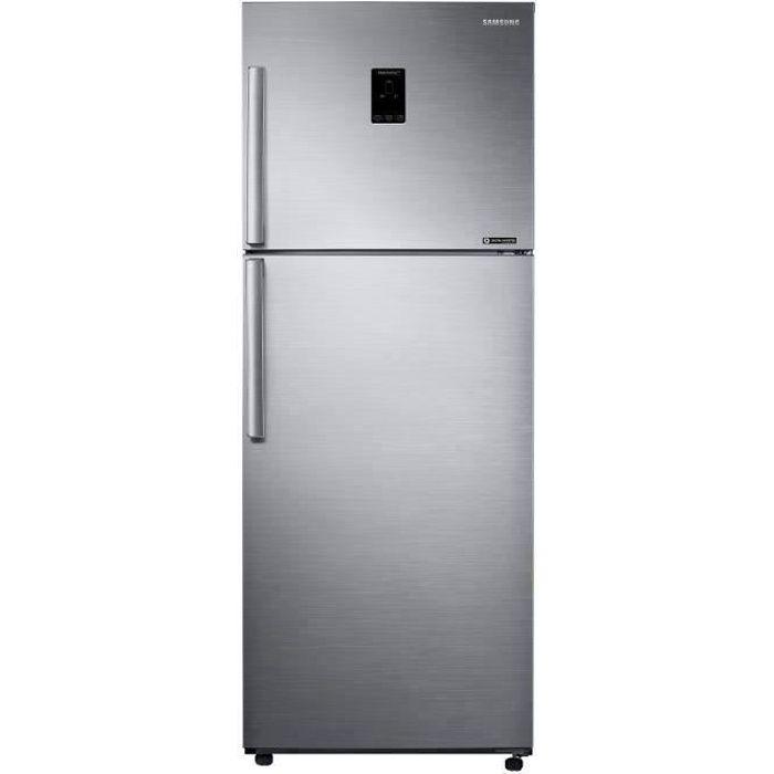 SAMSUNG RT38K5400S9 - Réfrigérateur congélateur haut - 384L (295+89) - Froid ventilé - A+ - L 67,5cm x H 178cm - Silver