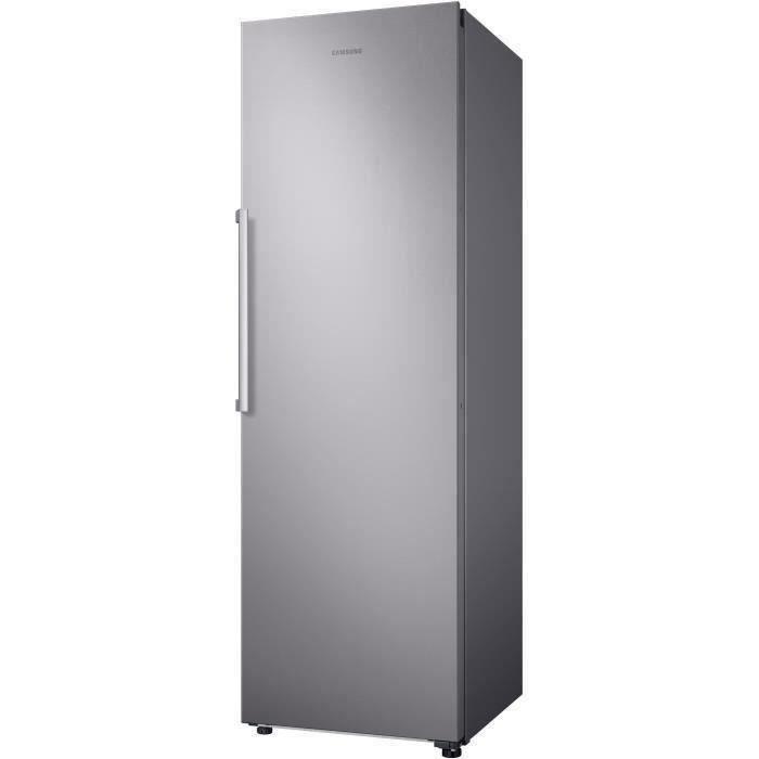 SAMSUNG RR39M7000SA - Réfrigérateur 1 porte - 385 L - Froid ventilé intégral - L 59,5 x H 185,5 cm - Inox